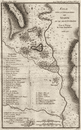 ANCIENT GREECE. Sparte (Sparta) & environs. BARBIÉ DU BOCAGE 1790 old map